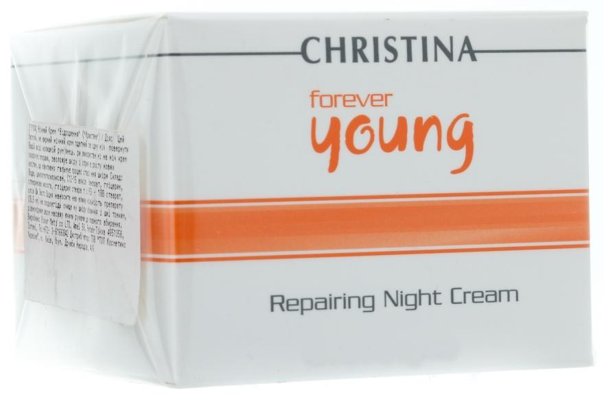 Crema rigenerante da notte - Christina Forever Young Repairing Night Cream