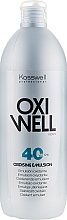 Profumi e cosmetici Emulsione ossidante 12% - Kosswell Professional Oxidizing Emulsion Oxiwell 12% 40 vol