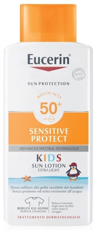 Lozione solare per bambini - Eucerin Sun Protection Kids Sun Lotion Extra Light SPF50+
