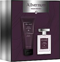 Profumi e cosmetici Allvernum Pepper & Lavender - Set (edp/100ml + sh/gel/200ml)