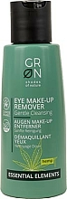 Profumi e cosmetici Struccante - GRN Essential Elements Hemp Eye Make-Up Remover