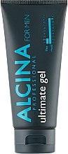 Profumi e cosmetici Gel capelli fissaggio forte - Alcina For Men Hair Styling Ultimate Gel