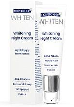 Profumi e cosmetici Crema viso da notte - Novaclear Whiten Whitening Night Cream