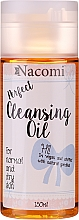 Profumi e cosmetici Olio struccante per la pelle normale e secca - Nacomi Cleansing Oil Make Up Remover