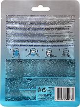 Maschera viso idratante - Garnier Skin Active Moisture + Aqua Bomb Tissue Mask — foto N2