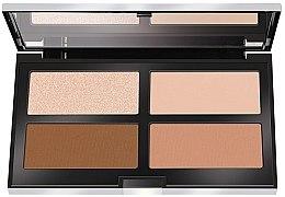 Profumi e cosmetici Palette per strobing e contouring viso - Pupa Contouring & Strobing Powder Palette