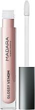 Profumi e cosmetici Lucidalabbra idratante - Madara Cosmetics Glossy Venom Lip Gloss