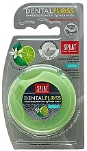 "Filo interdentale ""Bergamotto e Lime"" - SPLAT Professional DentalFloss — foto N1"