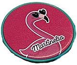 """Profumi e cosmetici Specchio tascabile """"Flamingo"""" - Martinelia"""