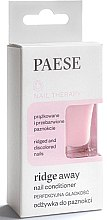 Profumi e cosmetici Balsamo per unghie - Paese Nail Therapy Ridge Away Conditioner