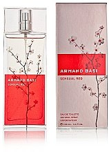 Profumi e cosmetici Armand Basi Sensual Red - Eau de toilette