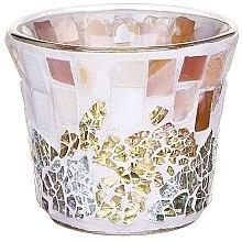 Profumi e cosmetici Portacandela - Yankee Candle Gold and Pearl Votive Sampler Holder
