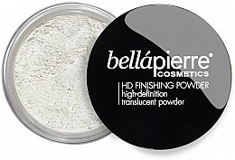 Profumi e cosmetici Cipria in polvere - Bellapierre HD Finishing Powder