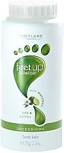 Profumi e cosmetici Deodorare talco per i piedi - Oriflame Feet Up Comfort