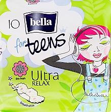 Profumi e cosmetici Assorbenti For Teens Ultra Relax, 10 pz - Bella