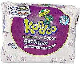 "Profumi e cosmetici Carta igienica umida ""Kandoo"" per bambini - Dodot"