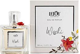 Profumi e cosmetici Leroy Cosmetics Woshi - Eau de Parfum