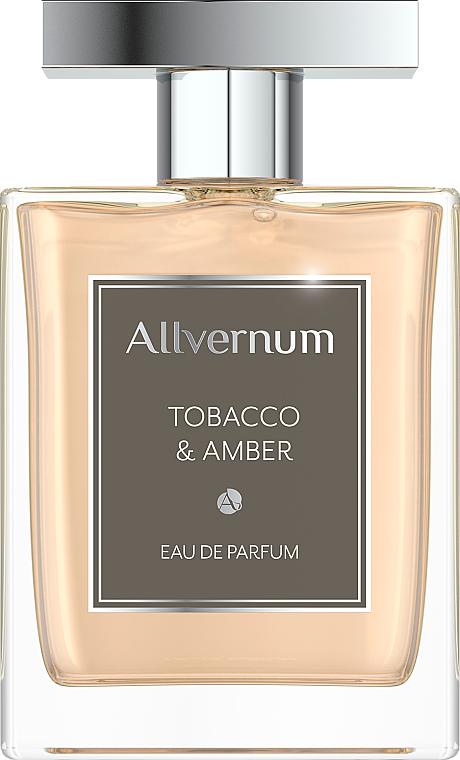 Allvernum Tobacco & Amber - Set (edp/100ml + sh/gel/200ml) — foto N3