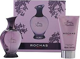 Profumi e cosmetici Rochas Muse de Rochas - Set (edp/100ml+b/lot/150ml)
