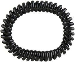Profumi e cosmetici Elastico-braccialetto per capelli - Invisibobble Slim True Black