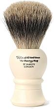 Profumi e cosmetici Pennello da barba, P2236 - Taylor of Old Bond Street Shaving Brush Pure Badger size XL