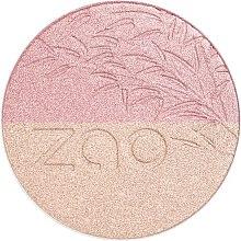 Profumi e cosmetici Cipria minerale in polvere - Zao Duo Shine-Up Powder (ricarica)
