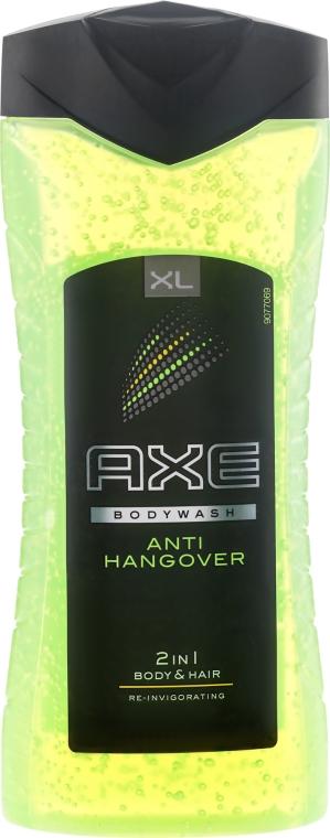 Gel doccia rinfrescante - Axe Shower Gel Anti-Hangover