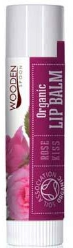 Balsamo labbra - Wooden Spoon Lip Balm Rose Kiss