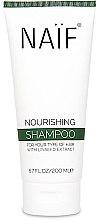 Profumi e cosmetici Shampoo nutriente per capelli - Naif Nourishing Shampoo