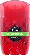 Profumi e cosmetici Deodorante solido - Old Spice Danger Zone Deodorant Stick