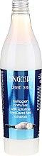 Profumi e cosmetici Latte da bagno con minerali del Mar Morto - BingoSpa Dead Sea Collagen Milk Bath