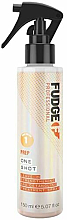 Profumi e cosmetici Spray per capelli - Fudge One Shot Leave-In Treatment Spray