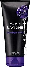 Profumi e cosmetici Avril Lavigne Forbidden Rose - Gel doccia