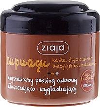 Profumi e cosmetici Scrub corpo allo zucchero - Ziaja Sugar Body Scrub
