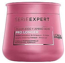 Profumi e cosmetici Maschera per la ricrescita dei capelli - L'Oreal Professionnel Pro Longer Lengths Renewing Masque