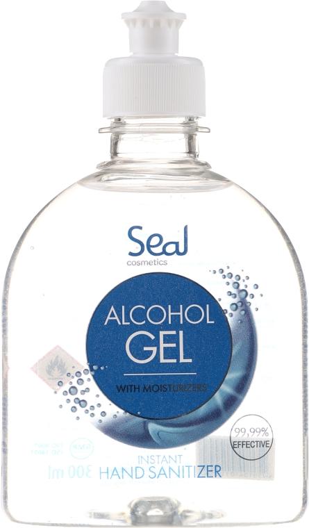 Gel disinfettante per le mani - Seal Cosmetics Alcohol Gel Hand Sanitizer — foto N1