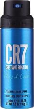 Profumi e cosmetici Cristiano Ronaldo CR7 Play It Cool - Deodorante spray