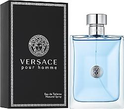 Profumi e cosmetici Versace Versace pour Homme - Eau de toilette