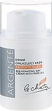 Profumi e cosmetici Crema rigenerante quotidiana con olio di rosa - Le Chaton Argente Rose Oil Rejuvanating Day Cream