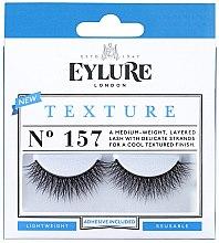 Profumi e cosmetici Ciglia finte №157 - Eylure Pre-Glued Texture