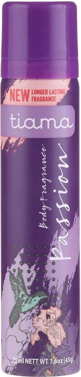 Deodorante - Tiama Body Deodorant Passion