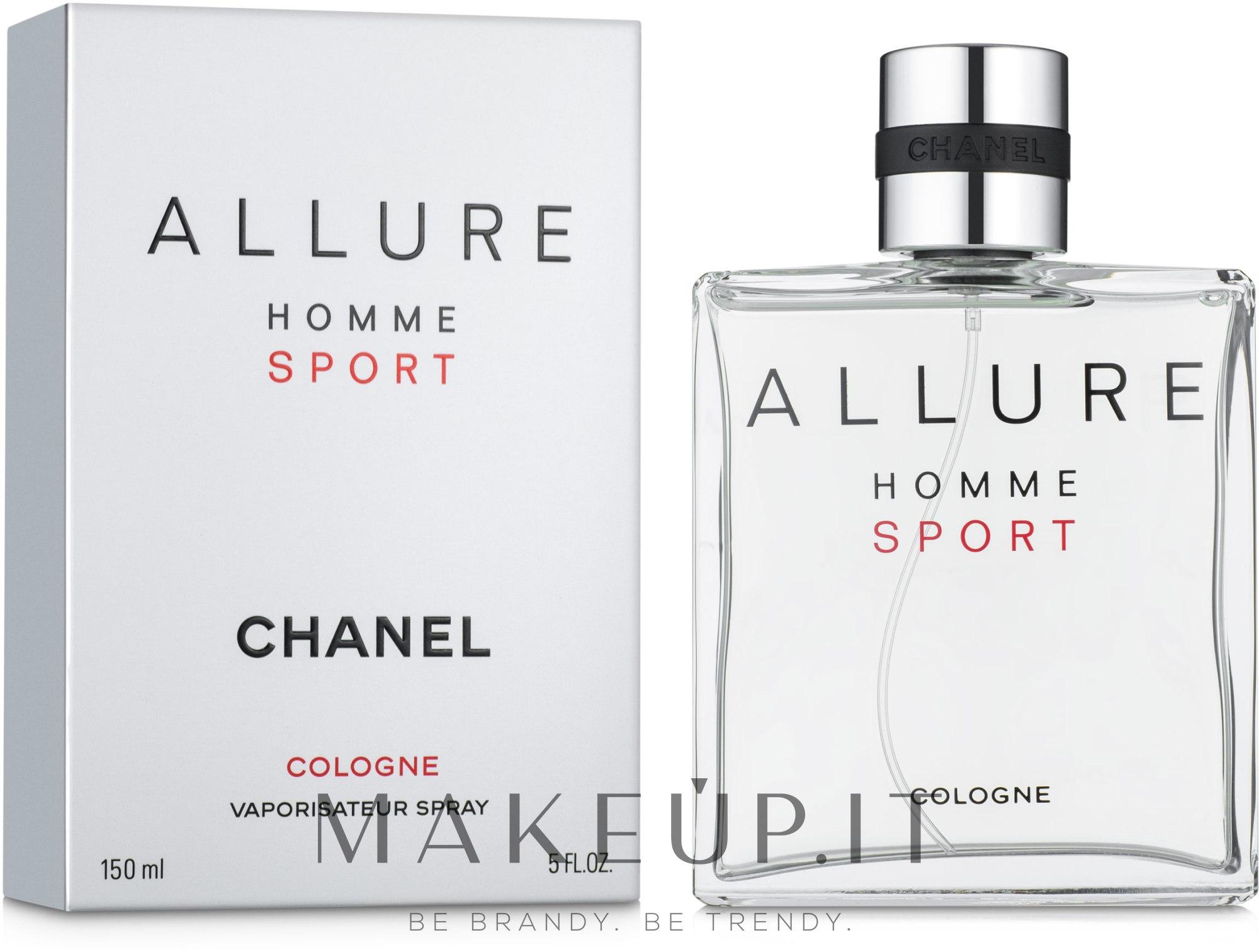 Chanel Allure homme Sport Cologne - Colonia — foto 100 ml