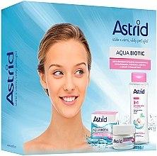 Profumi e cosmetici Set - Astrid Aqua Biotic Set (cr/50ml+micel/water/400ml)