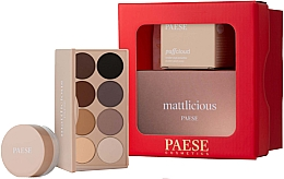 Profumi e cosmetici Set - Paese Selflove Set 3 (eyeshadow/12g + eye/powder/5.3g)