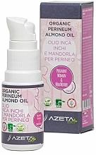 Profumi e cosmetici Olio di mandorle per perineo - Azeta Bio Organic Perineum Almond Oil