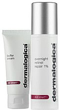 Profumi e cosmetici Set - Dermalogica Age Smart Overnight Retinol Repair