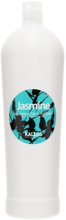 """Condizionante per capelli secchi """"Jasmine"""" - Kallos Cosmetics Jasmine Nourishing Condition — foto N1"""