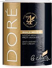 Profumi e cosmetici Crema notte antirughe - Le Chaton Dore Night Wrinkle Cream Agile Nuit K