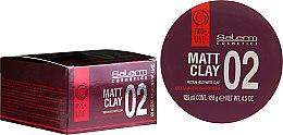 Profumi e cosmetici Gel per lo styling - Salerm Pro Line Matt Clay