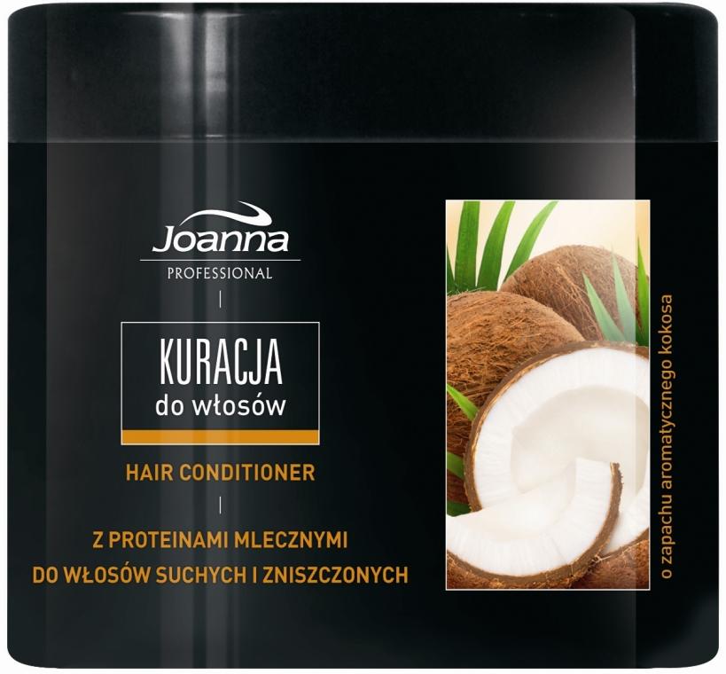 Condizionante per capelli secchi e danneggiati - Joanna Professional Hair Conditioner — foto N2